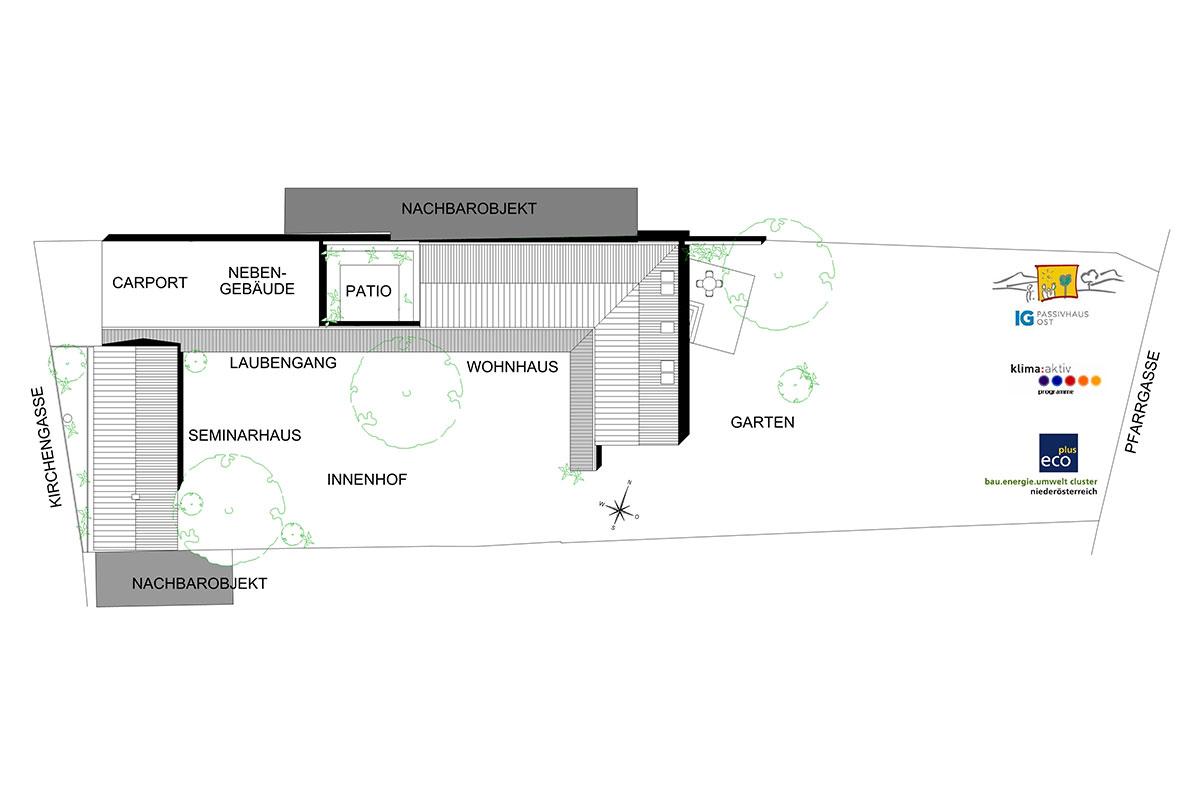 214-11_ATOS_Strohballenpassivhaus-Breitenwaida_-Lageplan