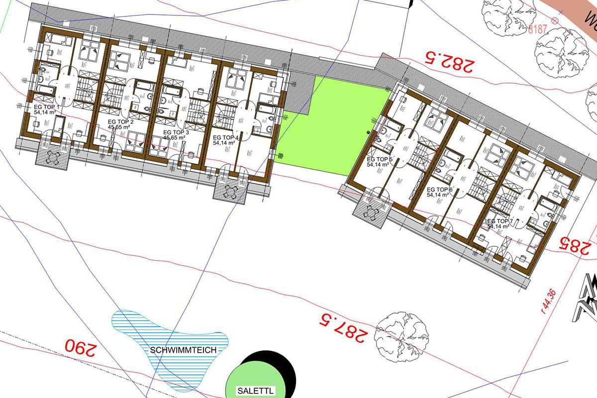 241-22 ATOS Cohousing Strohsiedlung Maria Anzbach - ENT-111025-DG-p1